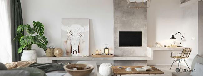 Ý tưởng thiết kế căn hộ studio siêu nhỏ nhưng cực hiện đại dành cho cả gia đình nhỏ xinh - Ảnh 9.