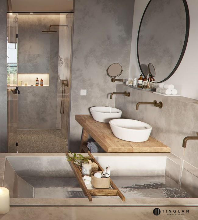 Ý tưởng thiết kế căn hộ studio siêu nhỏ nhưng cực hiện đại dành cho cả gia đình nhỏ xinh - Ảnh 10.