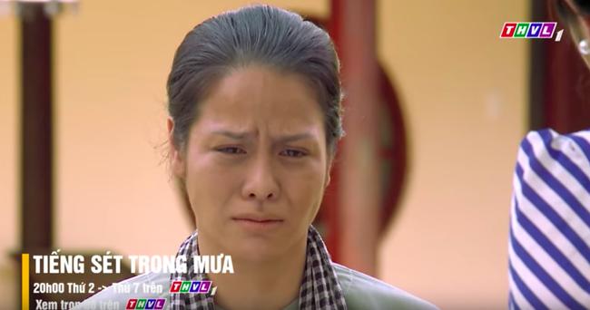 """""""Tiếng sét trong mưa"""": Mẹ kế cho con gái Thị Bình nghỉ việc, Khải Duy chỉ thẳng mặt mắng """"cô liệu hồn với tôi"""" - Ảnh 2."""