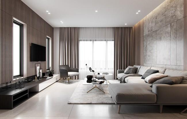 Tư vấn thiết kế nhà ở gia đình có diện tích (6x12m) cho 4 người với chi phí gần 3 tỷ đồng - Ảnh 5.