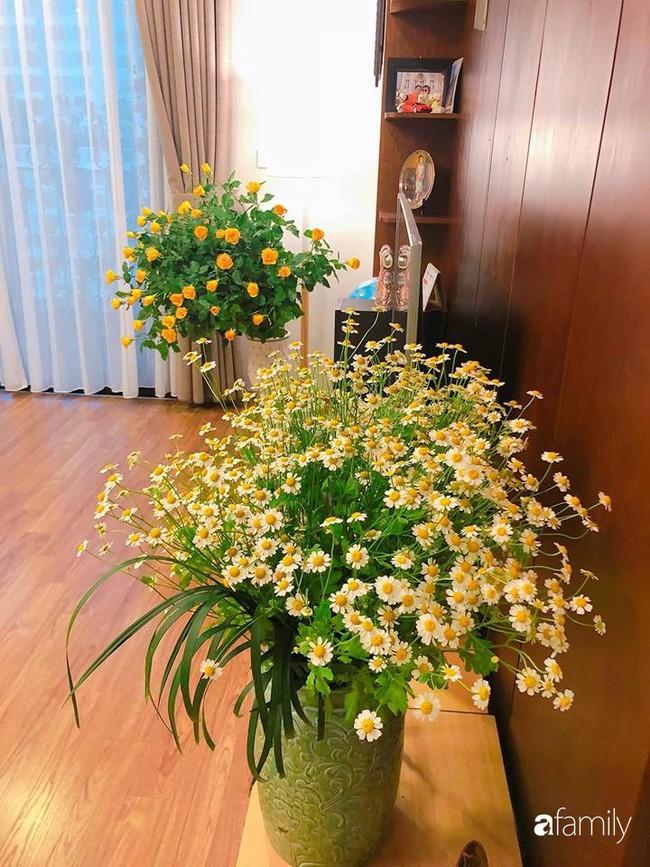 Ngày 20/10 ghé thăm không gian sống quanh năm thơm ngát hương hoa của người phụ nữ Hà Thành - Ảnh 20.