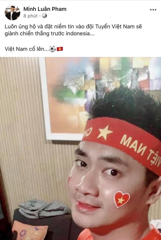 Dàn sao Việt phấn khích trước những bàn thắng liên tiếp của đội tuyển Việt Nam - Ảnh 3.