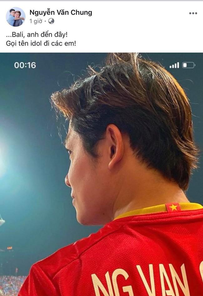 Dàn sao Việt phấn khích trước những bàn thắng liên tiếp của đội tuyển Việt Nam - Ảnh 5.