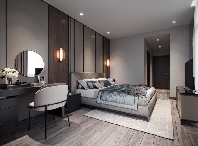 Tư vấn thiết kế nhà ở gia đình có diện tích (6x12m) cho 4 người với chi phí gần 3 tỷ đồng - Ảnh 9.