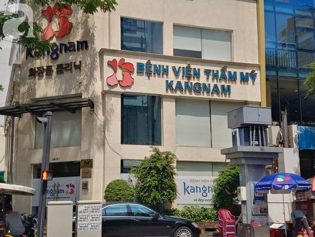 TP.HCM: Người phụ nữ tử vong sau khi căng da mặt ở BV Thẩm mỹ Kangnam, nghi do sốc thuốc - Ảnh 1.