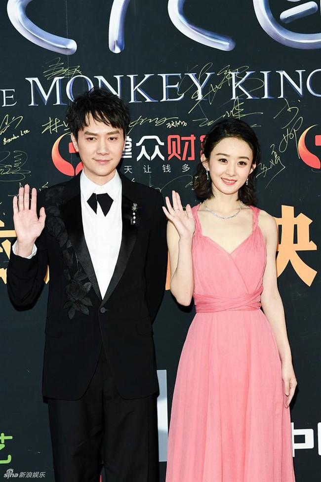 Phùng Thiệu Phong già nua xuống sắc sau 1 năm kết hôn với Triệu Lệ Dĩnh - Ảnh 5.