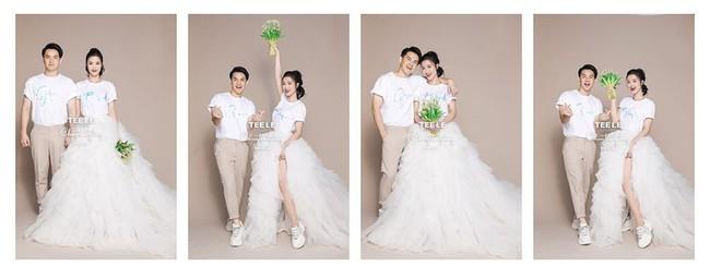 Váy cưới của Đông Nhi - Ảnh 10.