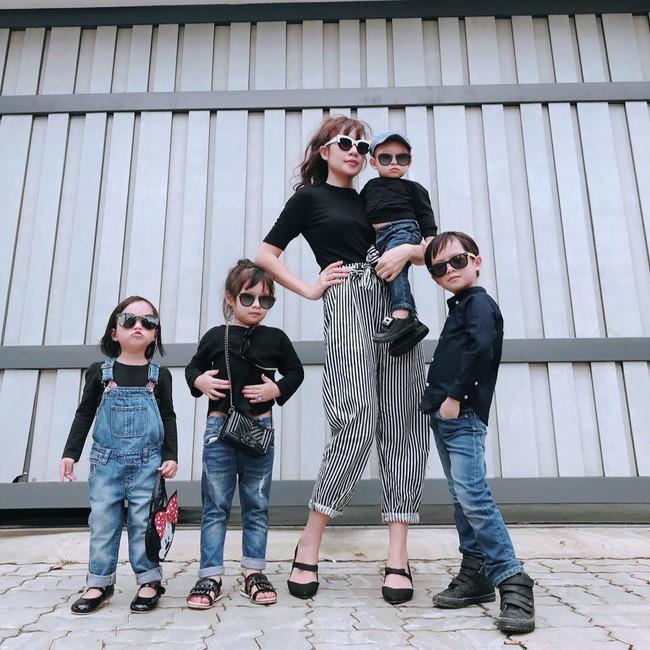 Mới tí tuổi, nhóc tì nhà Lý Hải - Minh Hà đã học tiếng Anh, Nhật, Hàn, Trung nhưng bất ngờ nhất ngoại ngữ nào cũng nói vanh vách - Ảnh 7.