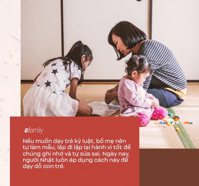 Trẻ em Nhật chẳng bao giờ khóc lóc hay nô đùa ầm ĩ ở nơi công cộng, đó là nhờ bố mẹ biết cách kỷ luật hiệu quả và tích cực - Ảnh 3.