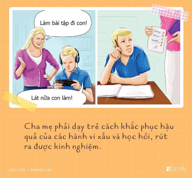 10 cách đối phó khi con bạn đột nhiên cứng đầu, khó bảo - Ảnh 2.