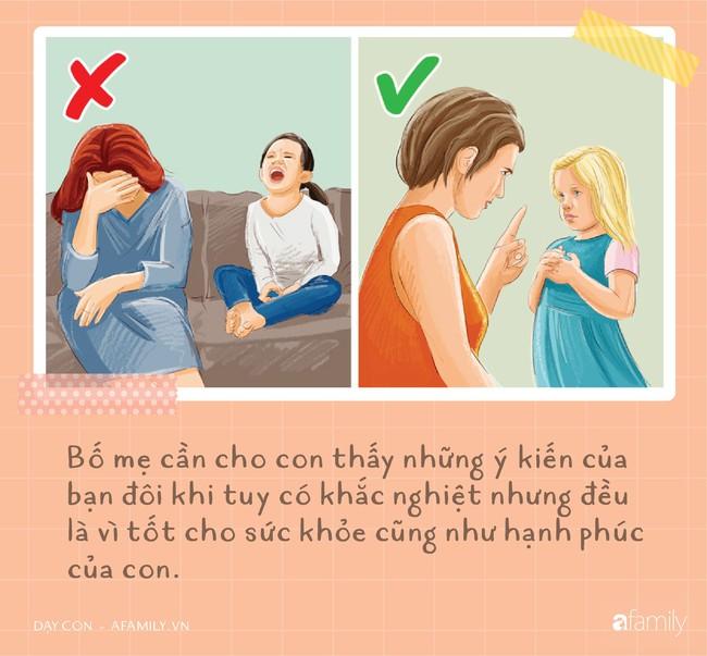 10 cách đối phó khi con bạn đột nhiên cứng đầu, khó bảo - Ảnh 9.