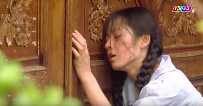 """""""Tiếng sét trong mưa"""": Cai Tuất lần thứ 2 cưỡng bức con gái Thị Bình, cô gái cố vùng vẫy rồi bị đánh ngất xỉu  - Ảnh 8."""