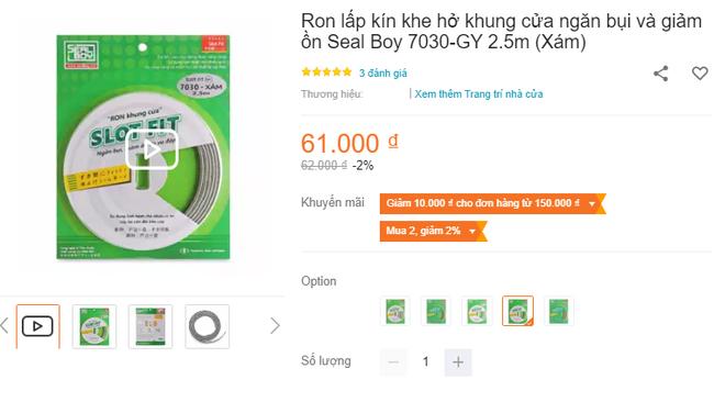 Nếu chưa có tiền mua máy lọc không khí, bạn có thể xét ngay 6 sản phẩm rẻ hơn hẳn này để ngăn ngừa bụi mịn làm ảnh hưởng sức khỏe bản thân - Ảnh 5.