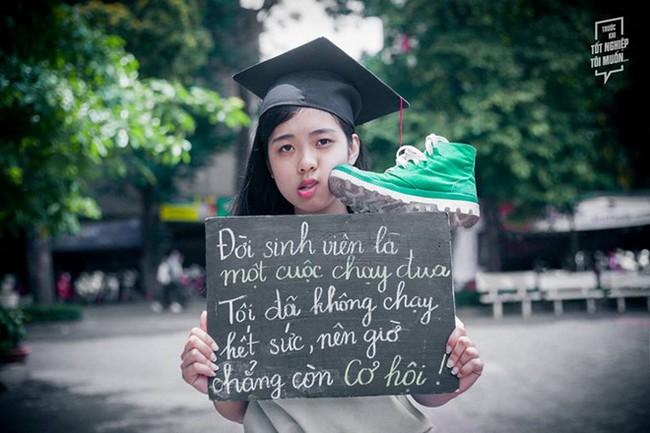 Cựu sinh viên Ngoại thương khuyên các em gái mới tốt nghiệp: Hãy cố gắng để tốt hơn bản thân ngày hôm qua và nhớ đeo bao cao su khi quan hệ - Ảnh 1.
