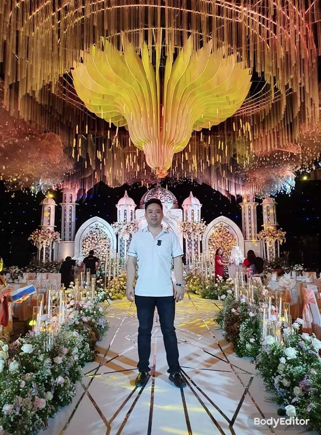 Không có lễ cưới với cơ trường Hà Duy, Âu Hà My được bù lại bằng một đám cưới xa hoa như vườn cổ tích, đón dâu bằng Roll Royce siêu sang - Ảnh 1.