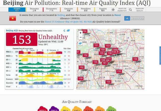 Ô nhiễm không khí: Nên tham khảo chỉ số chất lượng không khí ở đâu và lời khuyến cáo của chuyên gia! - Ảnh 5.