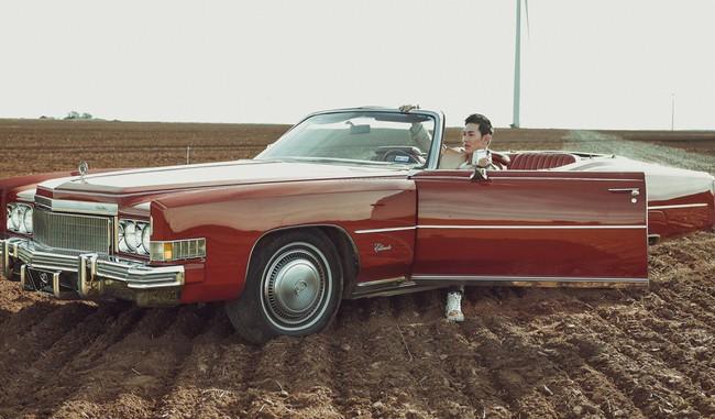 """Trở lại với âm nhạc, Song Luân điển trai """"tỏa nắng"""" trong MV mới được đầu tư quay tại Mỹ - Ảnh 2."""