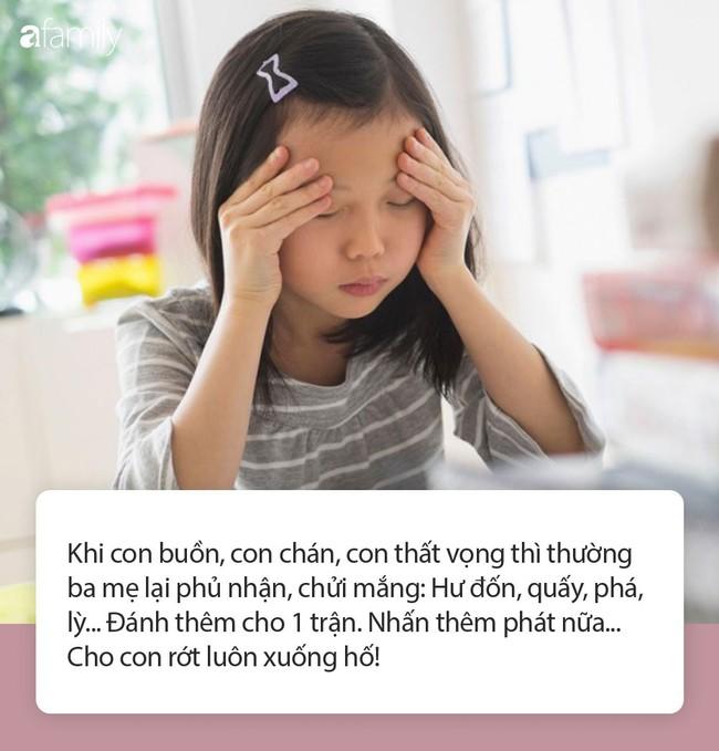 """Nhà báo Thu Hà: Ngày nào cũng giục con đánh răng, làm bài tập nhưng có điều """"gấp lắm rồi"""" thì cha mẹ lại không nhắc - Ảnh 1."""