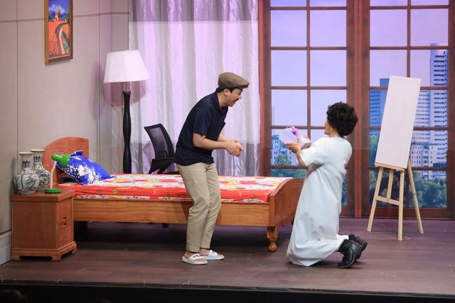 """""""Ơn giời cậu đây rồi"""": Hồ Quỳnh Hương chơi trò """"lật mặt"""" khi bị Trường Giang tố """"giết người"""" - Ảnh 15."""