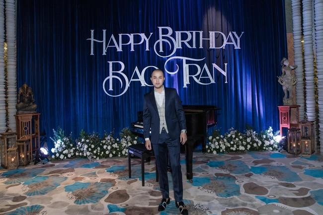 Choáng với tiệc sinh nhật tuổi 33 của anh trai Bảo Thy: tổ chức ở nhà hàng xa xỉ, bàn tiệc 10 người, dựng rạp to như đám cưới - Ảnh 1.