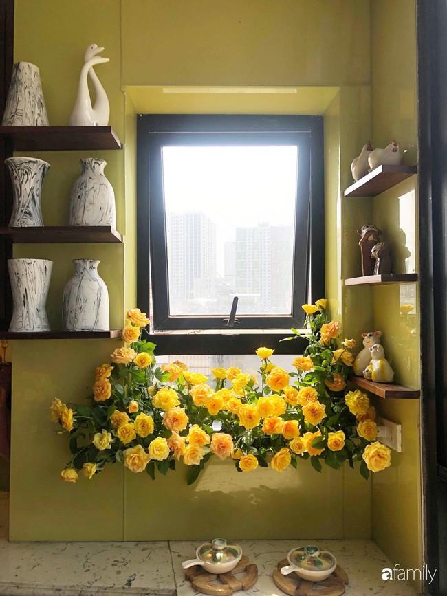 """Căn bếp nhỏ chứa """"vạn đồ"""" hữu ích bên trong khiến ai cũng bất ngờ khi mở ra của bà mẹ Hà Nội - Ảnh 25."""