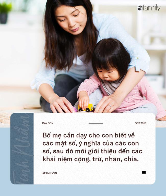 Muốn con giỏi toán từ nhỏ, bố mẹ hãy noi theo cách dạy con tính nhẩm tuyệt vời của người Nhật - Ảnh 2.