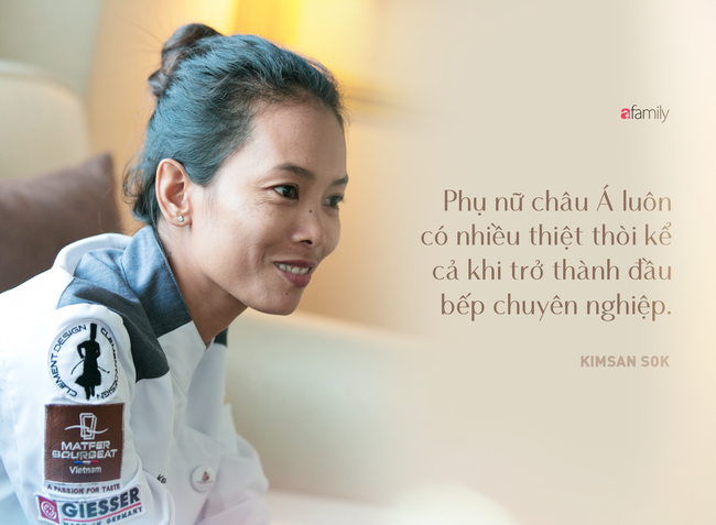 Kimsan Sok: Người phụ nữ thay đổi số phận nội trợ, chuyên đi nấu đám cưới, đám tang giống mẹ để trở thành đầu bếp đẳng cấp thế giới - Ảnh 5.