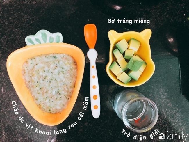 Mẹ Sài Gòn gợi ý thực đơn ăn dặm kiểu Nhật ngon, bổ, đẹp mắt cho trẻ từ 10-12 tháng tuổi - Ảnh 8.