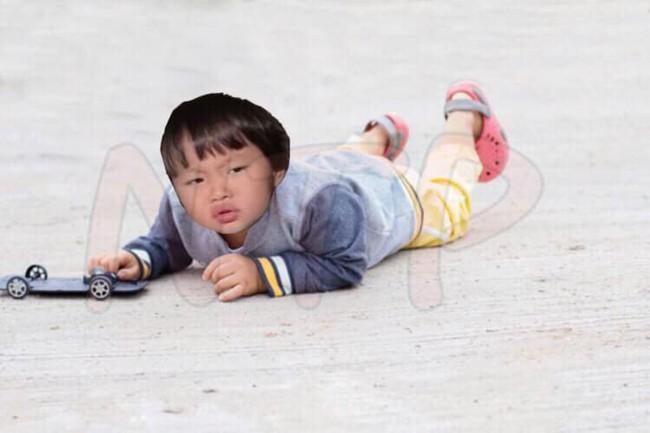 Hot Youtuber Quỳnh Trần JP khẩn cầu dân mạng ngừng chế ảnh lệch lạc về con trai sau khi bé Sa gây sốt MXH - Ảnh 10.