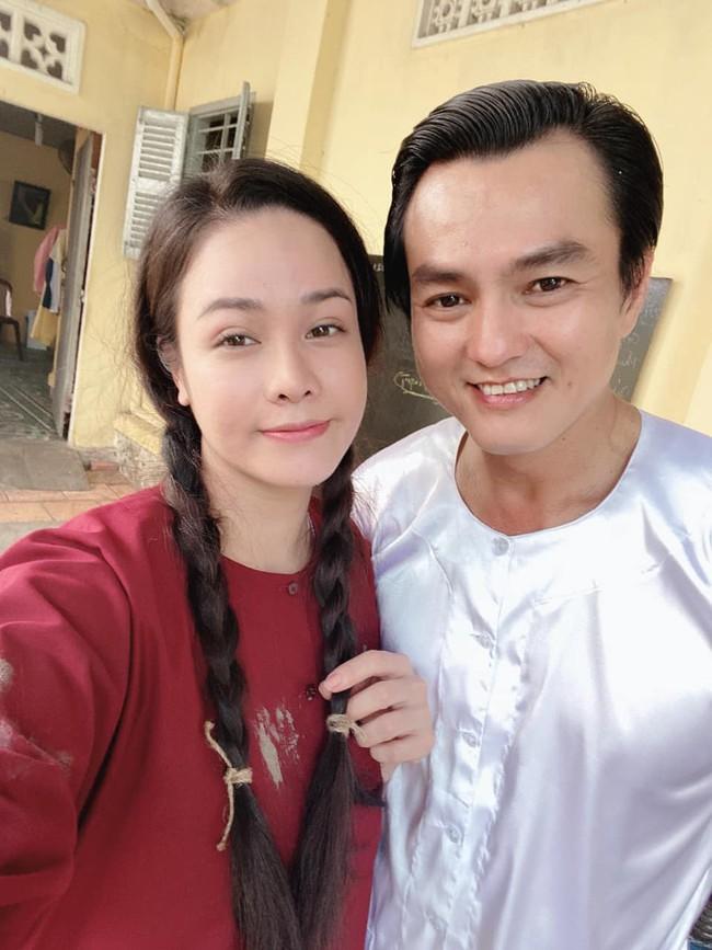 """""""Tiếng sét trong mưa"""": Nhật Kim Anh - Cao Minh Đạt hé lộ kết phim, nhờ câu hát ru mà nhận ra nhau sau 24 năm - Ảnh 5."""