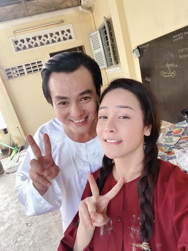 """""""Tiếng sét trong mưa"""": Nhật Kim Anh - Cao Minh Đạt hé lộ kết phim, nhờ câu hát ru mà nhận ra nhau sau 24 năm - Ảnh 6."""