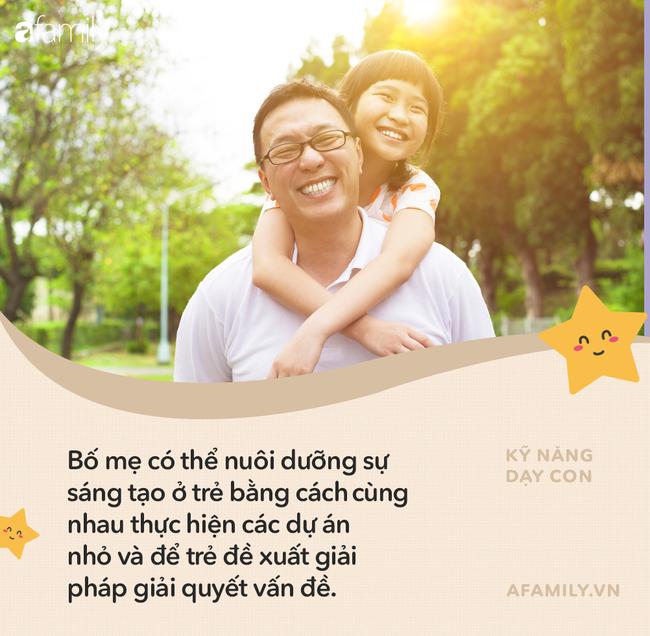 Muốn con vượt trội hơn bạn bè cùng trang lứa, bố mẹ cần dạy chúng 6 kỹ năng sau - Ảnh 7.