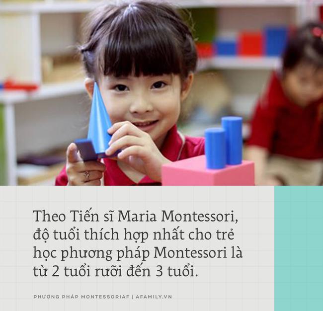 Montessori: Phương pháp giáo dục trẻ toàn diện mà bất kỳ ông bố mẹ nào cũng cần tìm hiểu - Ảnh 8.