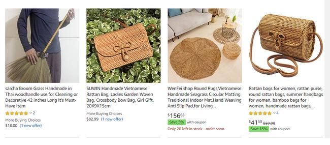 Điểm danh những sản phẩm Việt bạn không thể ngờ tới lại đang được bán trên trang thương mại điện tử lớn nhất thế giới Amazon - Ảnh 12.