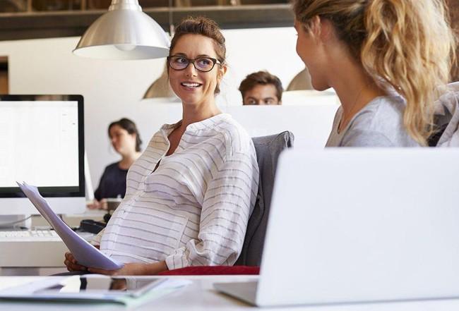 7 bước giúp các mẹ bầu công sở xin nghỉ đẻ dễ dàng mà không bị áp lực - Ảnh 2.