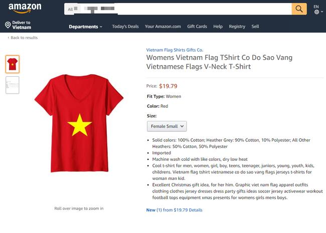 Điểm danh những sản phẩm Việt bạn không thể ngờ tới lại đang được bán trên trang thương mại điện tử lớn nhất thế giới Amazon - Ảnh 5.