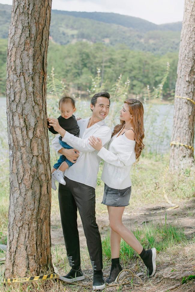 Con trai cưng Bảo Bảo của Lương Thế Thành – Thúy Diễm phấn khích cùng bố mẹ thăm thú Đà Lạt - Ảnh 9.