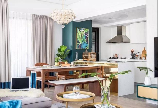 Những cách bài trí bàn ăn với đồ nội thất vô cùng nổi bật cho không gian bếp của nhà chung cư bạn nên tham khảo  - Ảnh 1.