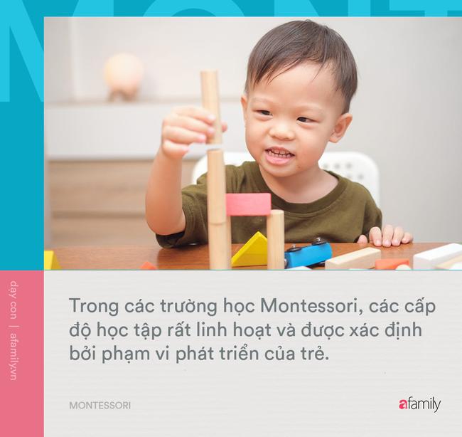 10 điểm khác biệt giữa phương pháp Montessori và giáo dục truyền thống: Montessori giúp trẻ phát triển toàn diện hơn hẳn! - Ảnh 5.