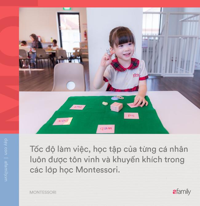 10 điểm khác biệt giữa phương pháp Montessori và giáo dục truyền thống: Montessori giúp trẻ phát triển toàn diện hơn hẳn! - Ảnh 6.