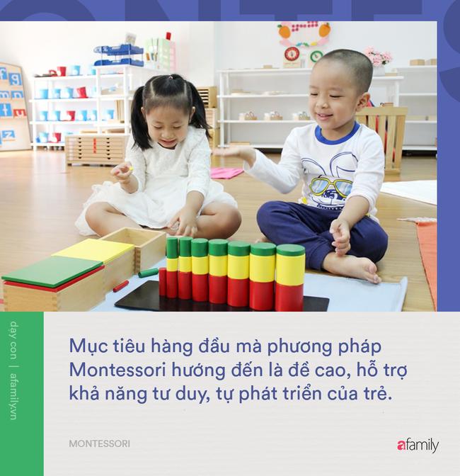 10 điểm khác biệt giữa phương pháp Montessori và giáo dục truyền thống: Montessori giúp trẻ phát triển toàn diện hơn hẳn! - Ảnh 7.
