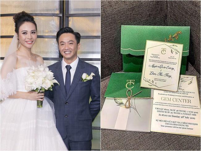 Quy định trang phục trong lễ cưới của sao Việt: Nghiêm ngặt chỉ để tránh những tình huống phát sinh - Ảnh 3.