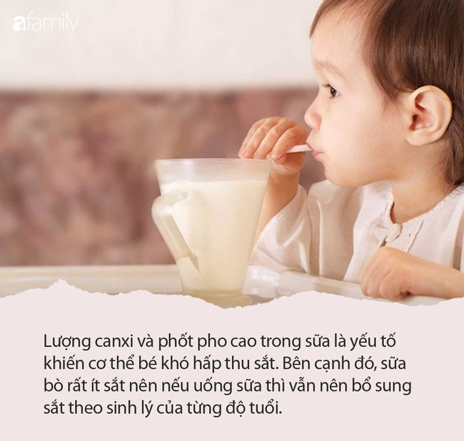 Bác sĩ nhi chỉ đích danh sai lầm nhiều cha mẹ mắc phải khi cho con uống sữa, tưởng có lợi mà hóa ra hại không tưởng - Ảnh 3.