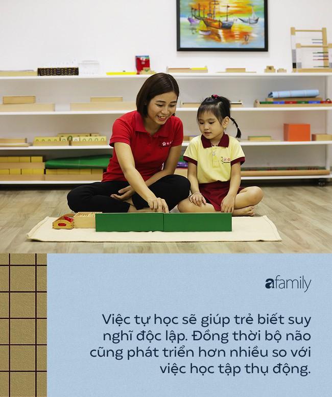 Tất tật ưu nhược điểm của phương pháp Montessori: Bố mẹ nắm rõ trước khi cho trẻ  theo học - Ảnh 4.