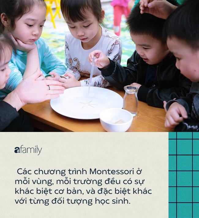 Tất tật ưu nhược điểm của phương pháp Montessori: Bố mẹ nắm rõ trước khi cho trẻ  theo học - Ảnh 6.