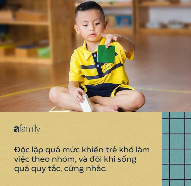 Tất tật ưu nhược điểm của phương pháp Montessori: Bố mẹ nắm rõ trước khi cho trẻ  theo học - Ảnh 7.