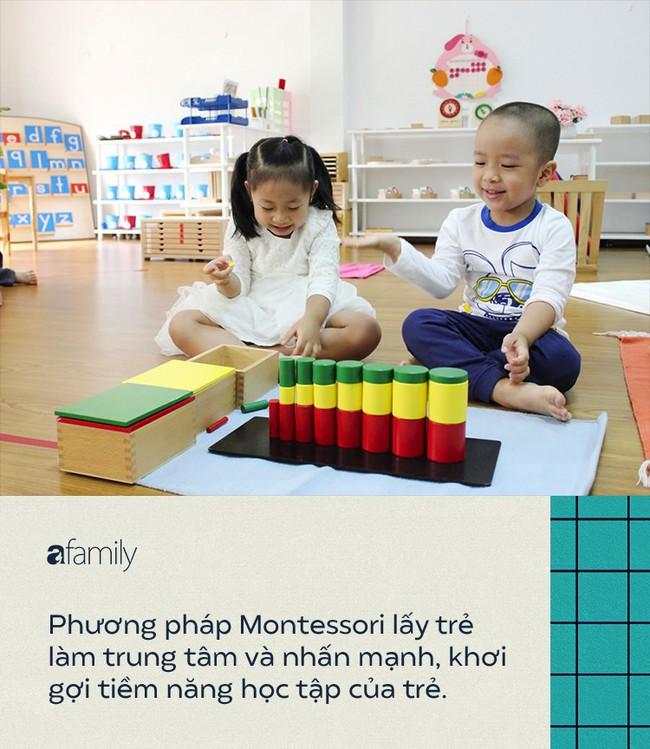 Tất tật ưu nhược điểm của phương pháp Montessori: Bố mẹ nắm rõ trước khi cho trẻ  theo học - Ảnh 2.