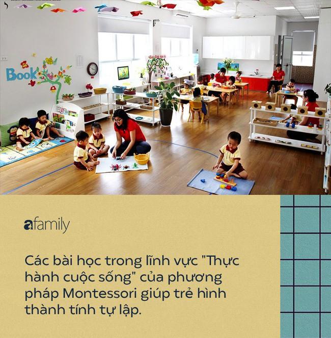 Tất tật ưu nhược điểm của phương pháp Montessori: Bố mẹ nắm rõ trước khi cho trẻ  theo học - Ảnh 3.