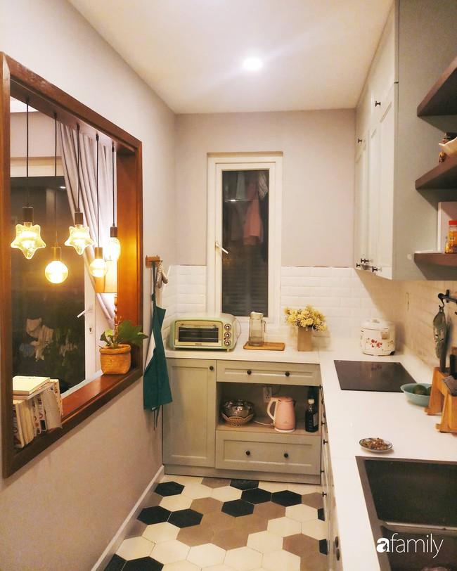Căn bếp Vintage chưa đầy 10m2 với góc nào cũng xinh xắn, gọn gàng của bà mẹ trẻ ở Sài Gòn - Ảnh 5.