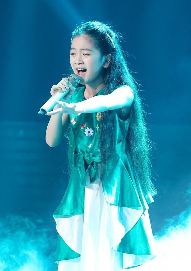 Thiên thần nhí Minh Tâm sẵn sàng bức phá trong đêm Chung kết The Voice Kids 2019 - Ảnh 3.